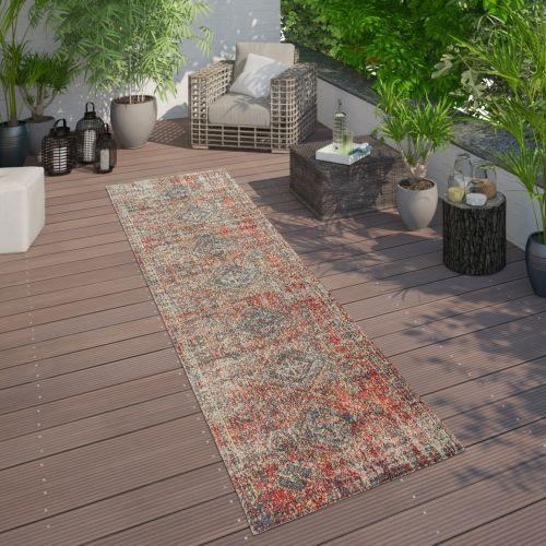 Teppich Outdoor Balkon Orientalisches Design